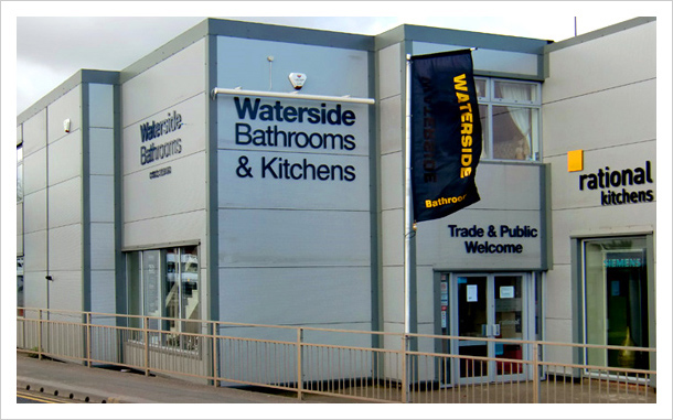 Waterside Bathrooms and Kitchens Showroom