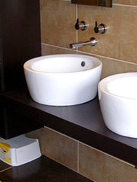 Bespoke Washbasin project